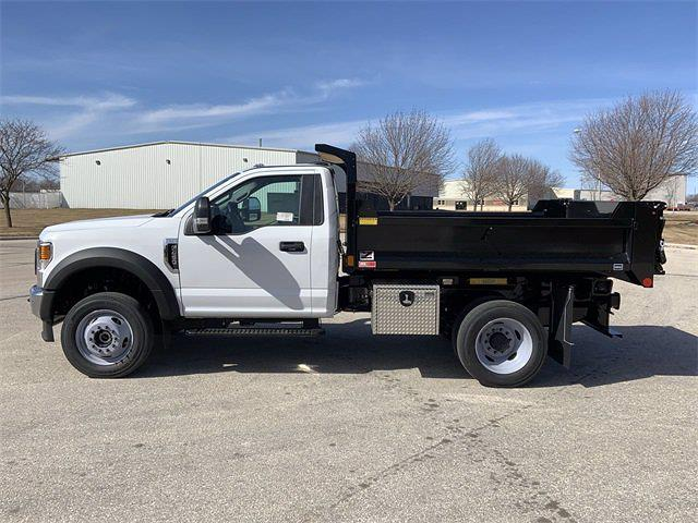 2020 Ford F-450 Regular Cab DRW 4x4, Monroe Dump Body #20F742 - photo 23