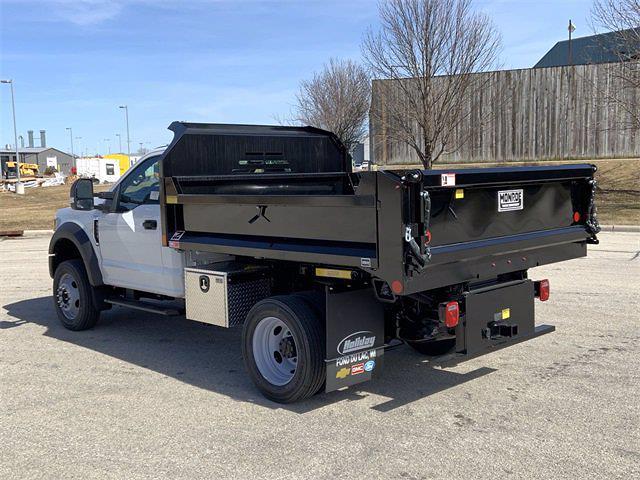 2020 Ford F-450 Regular Cab DRW 4x4, Monroe Dump Body #20F742 - photo 25