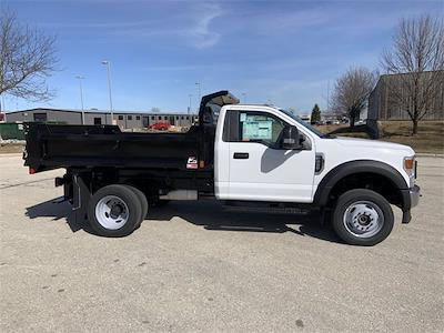 2020 Ford F-450 Regular Cab DRW 4x4, Monroe Dump Body #20F742 - photo 20
