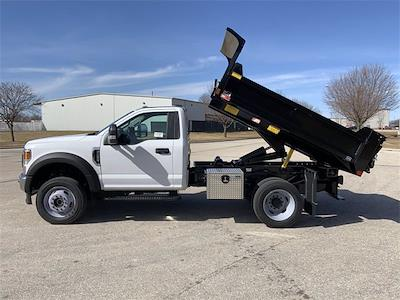 2020 Ford F-450 Regular Cab DRW 4x4, Monroe Dump Body #20F742 - photo 3