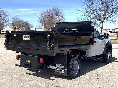 2020 Ford F-450 Regular Cab DRW 4x4, Monroe Dump Body #20F742 - photo 2