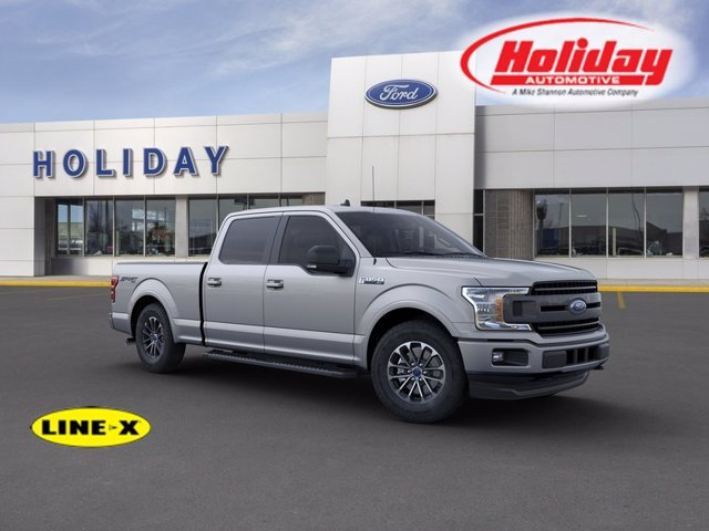 2020 Ford F-150 SuperCrew Cab 4x4, Pickup #20F761 - photo 1