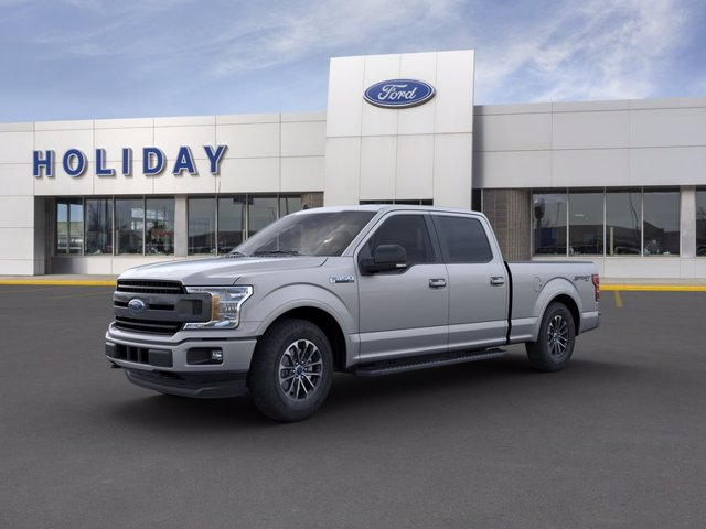2020 Ford F-150 SuperCrew Cab 4x4, Pickup #20F761 - photo 3