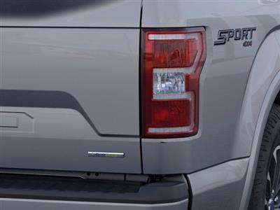 2020 Ford F-150 SuperCrew Cab 4x4, Pickup #20F761 - photo 21