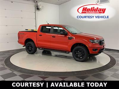 2020 Ford Ranger SuperCrew Cab 4x4, Pickup #20F776 - photo 1