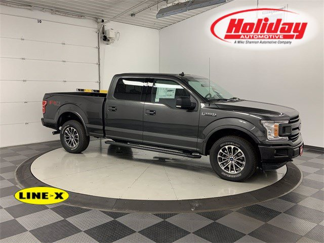 2020 Ford F-150 SuperCrew Cab 4x4, Pickup #20F802 - photo 1