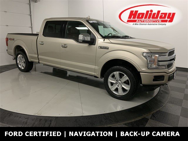 2018 F-150 SuperCrew Cab 4x4, Pickup #20F80A - photo 1