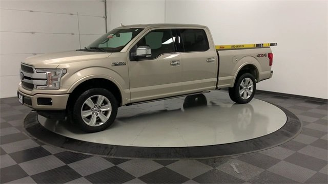 2018 F-150 SuperCrew Cab 4x4, Pickup #20F80A - photo 3