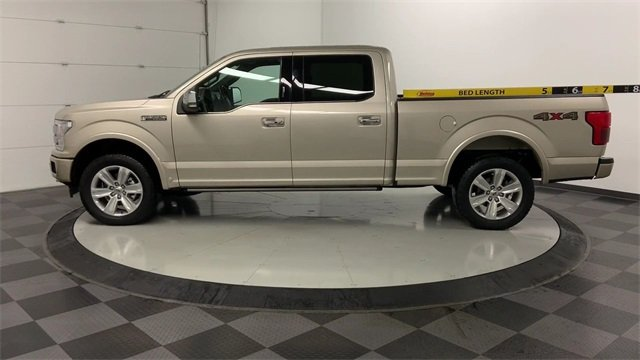2018 F-150 SuperCrew Cab 4x4, Pickup #20F80A - photo 37