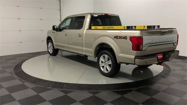 2018 F-150 SuperCrew Cab 4x4, Pickup #20F80A - photo 38
