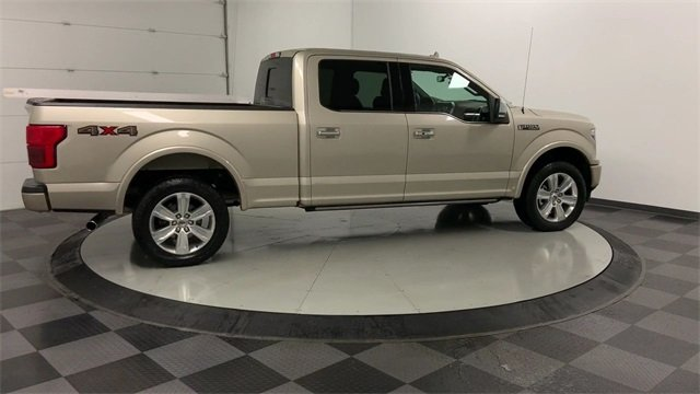 2018 F-150 SuperCrew Cab 4x4, Pickup #20F80A - photo 39
