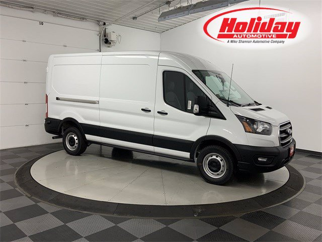 2020 Ford Transit 250 Med Roof RWD, Empty Cargo Van #20F811 - photo 1