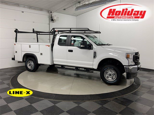 2020 Ford F-250 Super Cab 4x4, Monroe Service Body #20F832 - photo 1