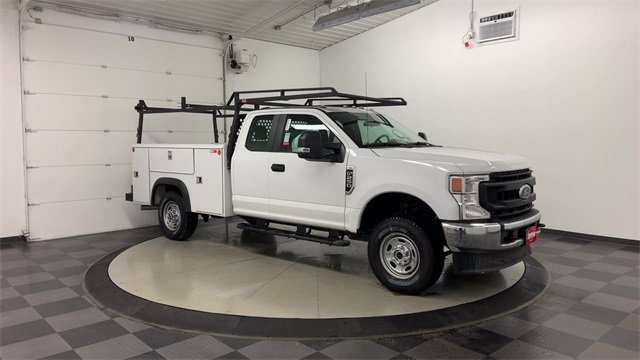 2020 Ford F-250 Super Cab 4x4, Monroe Service Body #20F832 - photo 33