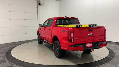 2020 Ford Ranger SuperCrew Cab 4x4, Pickup #20F839 - photo 3