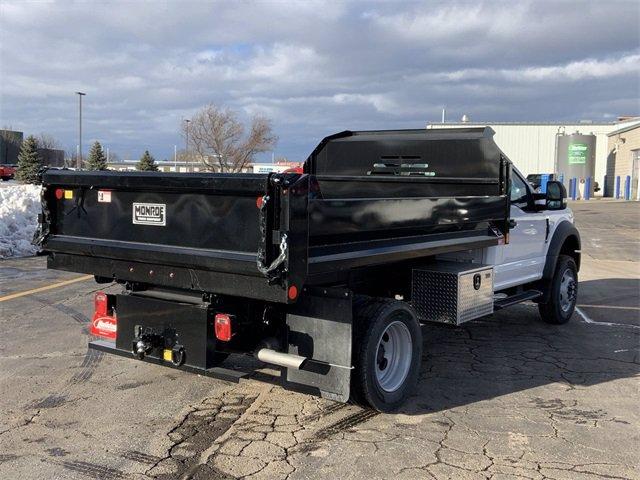 2020 Ford F-600 Regular Cab DRW 4x4, Dump Body #20F870 - photo 2
