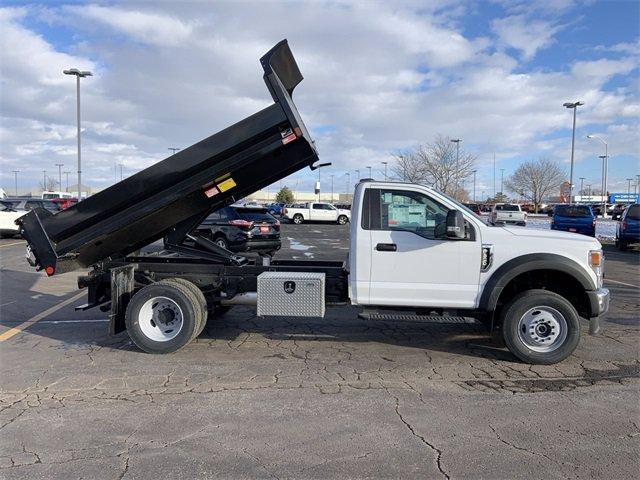 2020 Ford F-600 Regular Cab DRW 4x4, Dump Body #20F870 - photo 5