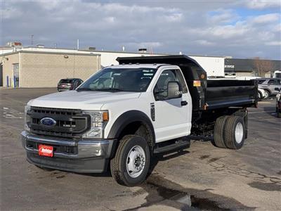 2020 Ford F-600 Regular Cab DRW 4x4, Dump Body #20F870 - photo 22