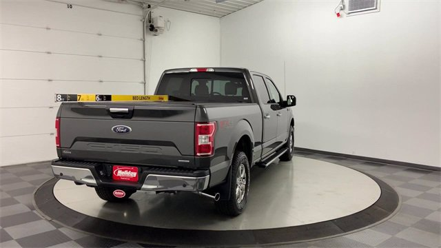 2018 Ford F-150 SuperCrew Cab 4x4, Pickup #20G554A - photo 1