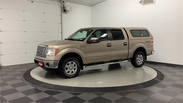 2012 F-150 Super Cab 4x4, Pickup #20G663B - photo 3