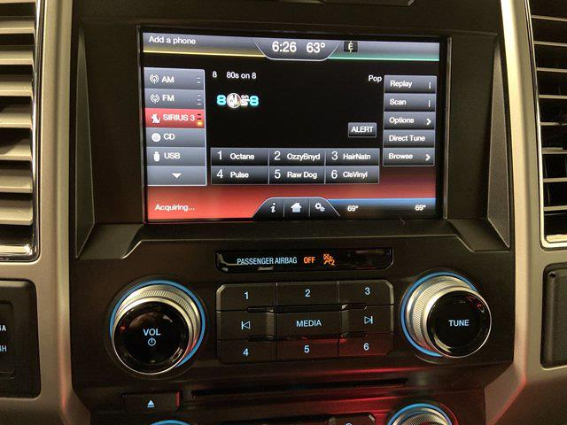 2015 Ford F-150 SuperCrew Cab 4x4, Pickup #21C347A - photo 20
