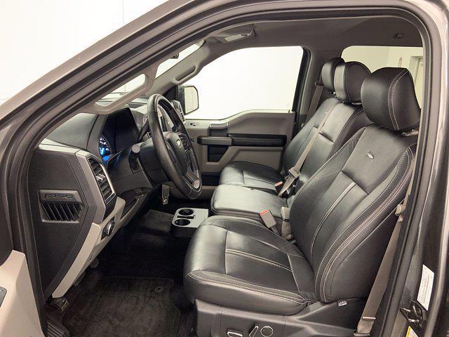 2016 Ford F-150 SuperCrew Cab 4x4, Pickup #21F103A - photo 4