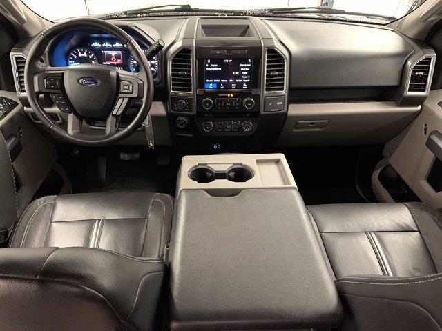 2016 Ford F-150 SuperCrew Cab 4x4, Pickup #21F103A - photo 5