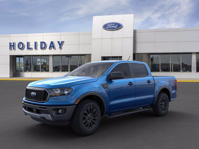 2021 Ford Ranger SuperCrew Cab 4x4, Pickup #21F108 - photo 3