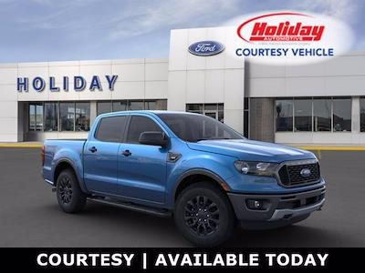 2021 Ford Ranger SuperCrew Cab 4x4, Pickup #21F108 - photo 1