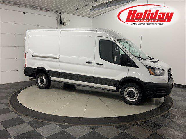 2021 Ford Transit 250 Medium Roof 4x2, Empty Cargo Van #21F118 - photo 1