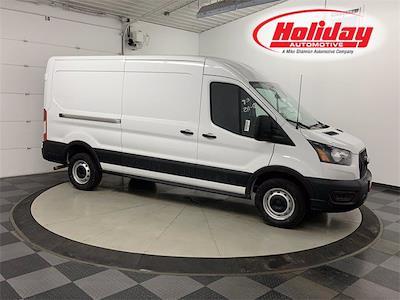 2021 Ford Transit 250 Medium Roof 4x2, Empty Cargo Van #21F129 - photo 1