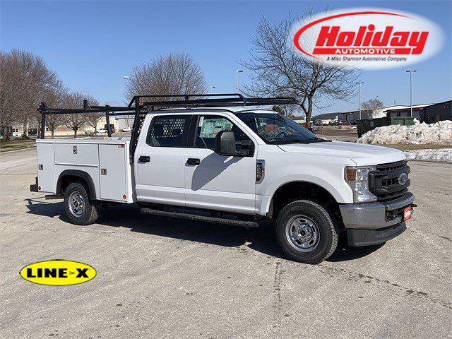 2021 Ford F-250 Crew Cab 4x4, Cab Chassis #21F143 - photo 1