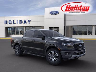 2021 Ford Ranger SuperCrew Cab 4x4, Pickup #21F147 - photo 1