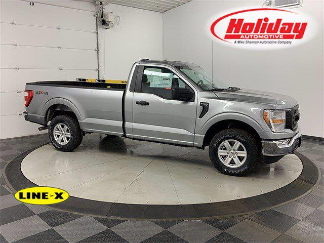 2021 Ford F-150 Regular Cab 4x4, Pickup #21F152 - photo 1