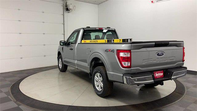 2021 Ford F-150 Regular Cab 4x4, Pickup #21F152 - photo 3