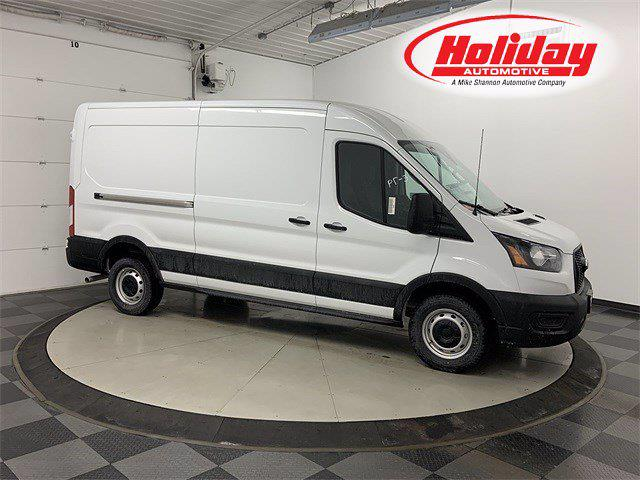 2021 Ford Transit 250 Medium Roof 4x2, Empty Cargo Van #21F155 - photo 1