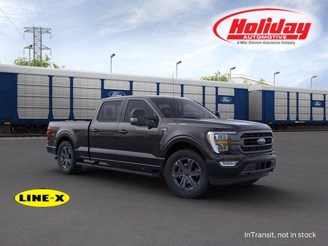 2021 Ford F-150 SuperCrew Cab 4x4, Pickup #21F161 - photo 1