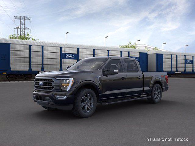 2021 Ford F-150 SuperCrew Cab 4x4, Pickup #21F161 - photo 4