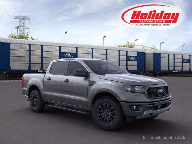 2021 Ford Ranger SuperCrew Cab 4x4, Pickup #21F181 - photo 1