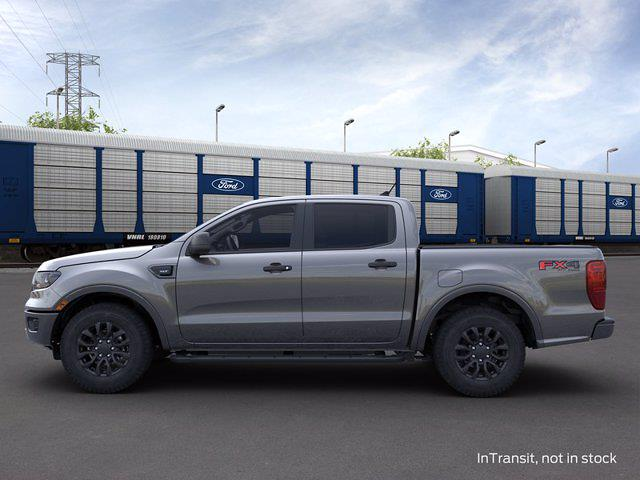 2021 Ford Ranger SuperCrew Cab 4x4, Pickup #21F181 - photo 5
