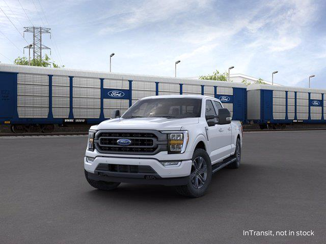 2021 Ford F-150 SuperCrew Cab 4x4, Pickup #21F200 - photo 4