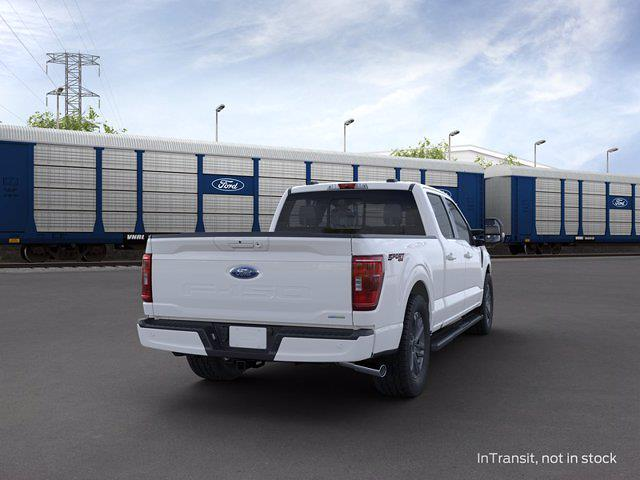 2021 Ford F-150 SuperCrew Cab 4x4, Pickup #21F200 - photo 2