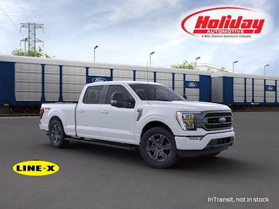 2021 Ford F-150 SuperCrew Cab 4x4, Pickup #21F200 - photo 1