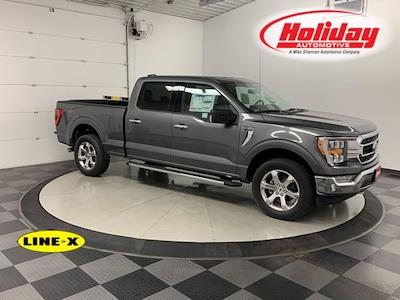 2021 Ford F-150 SuperCrew Cab 4x4, Pickup #21F207 - photo 1