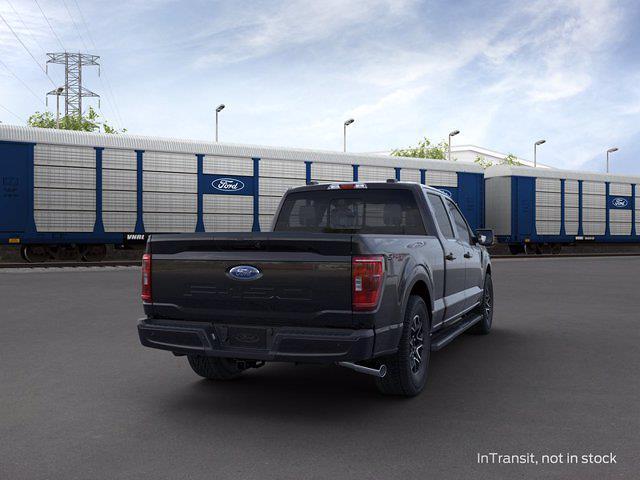 2021 Ford F-150 SuperCrew Cab 4x4, Pickup #21F211 - photo 2