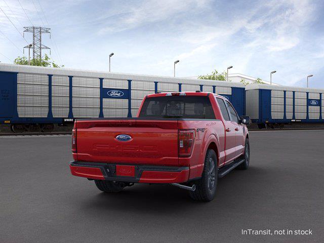 2021 Ford F-150 SuperCrew Cab 4x4, Pickup #21F220 - photo 2