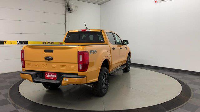 2021 Ford Ranger SuperCrew Cab 4x4, Pickup #21F223 - photo 2