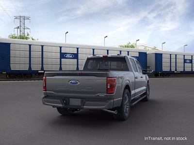 2021 Ford F-150 SuperCrew Cab 4x4, Pickup #21F231 - photo 2