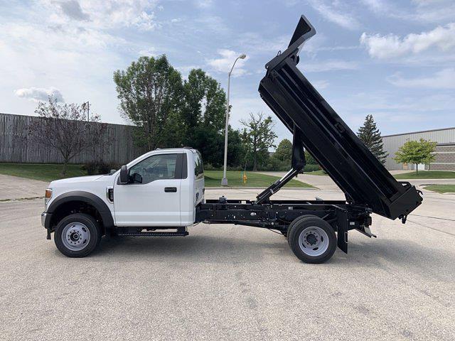 2021 F-450 Regular Cab DRW 4x4,  Dump Body #21F243 - photo 31