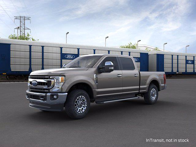 2021 Ford F-350 Crew Cab 4x4, Pickup #21F246 - photo 2